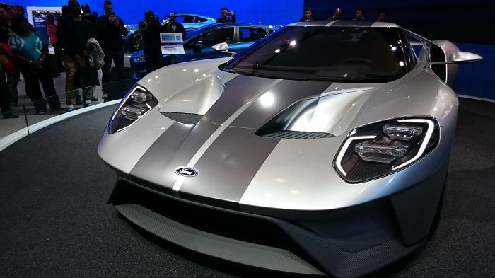 פורד GT צילום: מנחם גליק