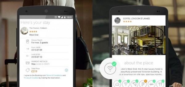Booking.com משיקה אפליקציה חדשה לאנדרואיד