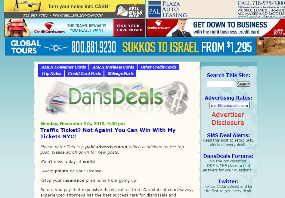 Dan Deals
